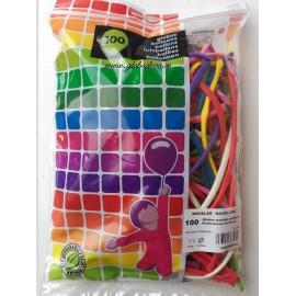 Globos de modelar 160 Balloonia Colores Surtidos