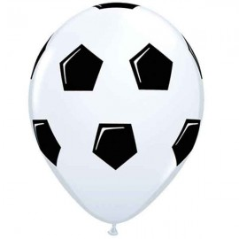 "Globos de 11"" Futbol Clasico Qualatex"
