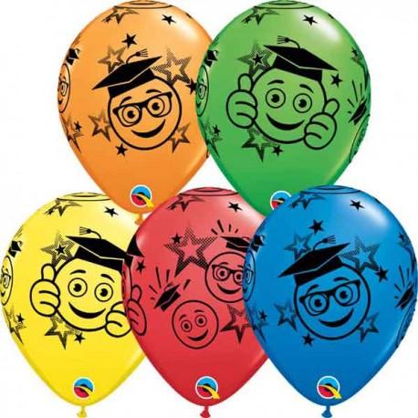 """Globos de 11"""" Balon de FUTBOL Qualatex"""