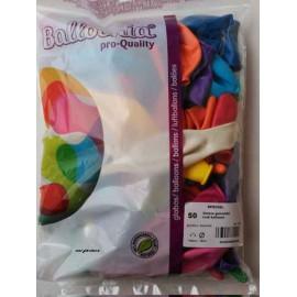 """Globos de 12"""" Link Colores Surtidos Balloonia"""