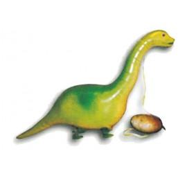 Globos de foil Andadores Dinosaurio
