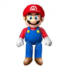 """Globos de foil Airwalker de 36"""" x 60"""" Super Mario Bros"""