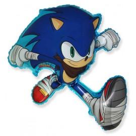 Globos de foil supershape de 92cm x 73cm Sonic