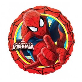 "Globos de foil 17"" (43Cm) Spiderman Ultimate"