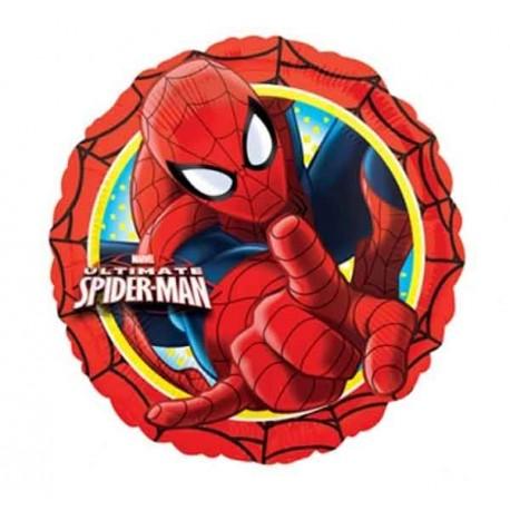 "Globos de foil 17"" (43Cm) Spiderman Ultimate"