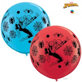 Globos gigantes de 3FT Spiderman