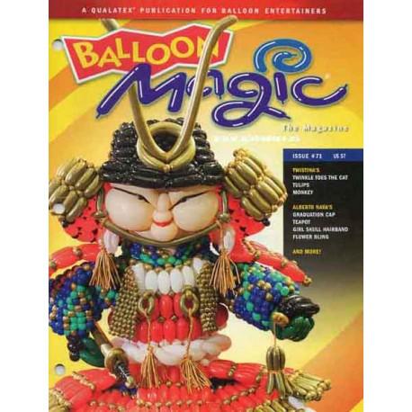 Revista Balloon Magic Nº 71