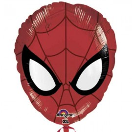 "Globos Foil 17"" x 12"" Ultimate Spiderman Misla"