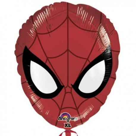 "Globos Foil 17"" x 12"" Ultimate Spiderman Misla"