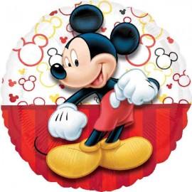 """Globos de foil 17"""" (45Cm) Mickey Mouse"""