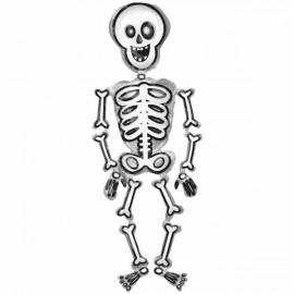 Globos foil de 193Cm x 78Cm Airwalker Esqueleto