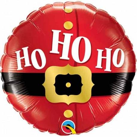 "Foil 18"" (45Cm) Cinturon de Santa"