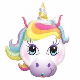 "Globos foil Shape 38"" (97Cm) Unicornio Magico"