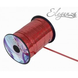 Cinta curling 5mm x 250m color Rojo Holografico