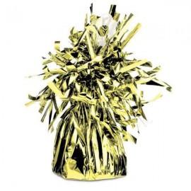 Peso para globos Foil Dorado