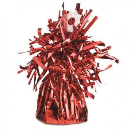 Peso para globos Foil Rojo