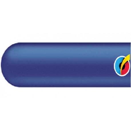 Globos de modelar 260Q Azul Marino Qualatex