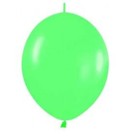 """Globos de 6"""" LINK O LOON Verde"""