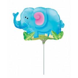 Globos de foil Elefante mini