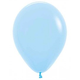 "Globos 11"" Fashion solido Azul Celeste"