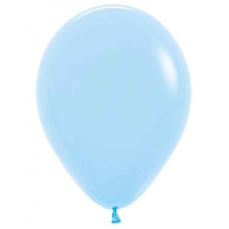 """Globos 11"""" Fashion solido Azul Celeste"""