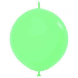 """Globos de 6"""" LINK O LOON Verde Menta"""