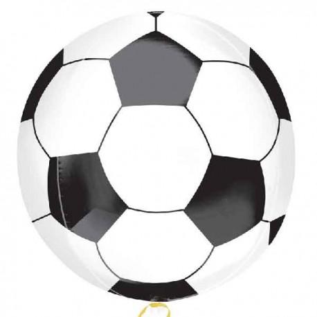 Globos Foil Futbol Redondo ORBZ