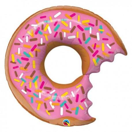 """Globos de Foil 36"""" (91Cm) Comete el Donut"""