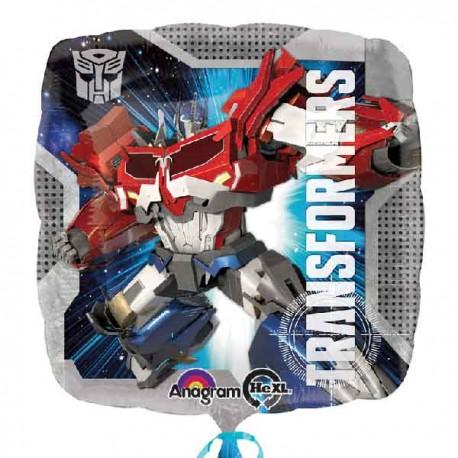 """Globos Foil de 17"""" Transformers"""