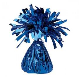Peso para globos Foil Azul Oscuro