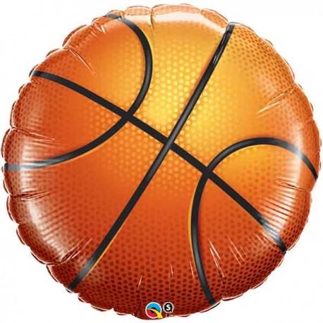 "Globos Foil de 18"" Balon Baloncesto"