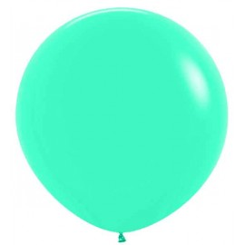 Globos 3FT (100cm) Fashion Azul Caribe
