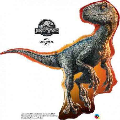 "Globos Foil de 38"" (97Cm) Jurassic World"