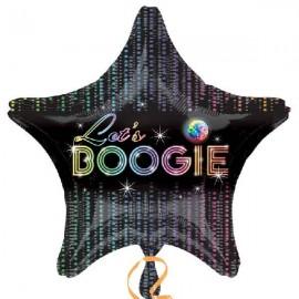 "Globos Foil 19"" (48Cm) Boogie"