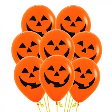 Globos R-12 (30Cm) Halloween