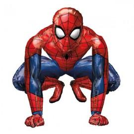 """Globos Foil de 15"""" X 15"""" Spiderman Mesa"""