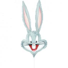Globos de foil Bugs bunny mini