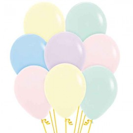 Globos Gigantes 3Ft Colores Surtidos Pastel Sempertex