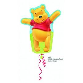 "Globos de foil de 18"" forma Pooh"