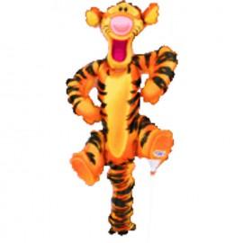 Globos de foil Tigre mini