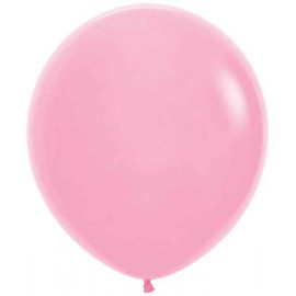 "Globos de 18"" (46Cm) Fashion solido Rosado"