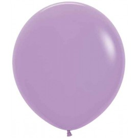 "Globos de 18"" (45Cm) Fashion solido Lila"