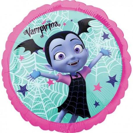 """Globos de foil 17"""" (43Cm) Vampirina"""