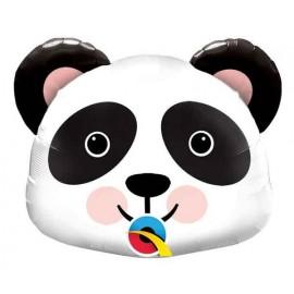"Globos Foil Minishape 14"" (36Cm) Panda"