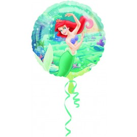 "Globos de foil de 18"" Sirena"