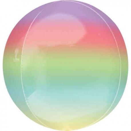 """Globos ORBZ 16"""" Multicolor"""
