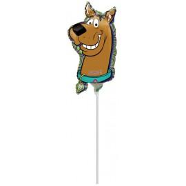 Globos de foil Scooby Doo mini