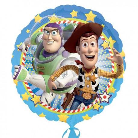 "Globos de foil 17"" (43Cm) Toy Story"