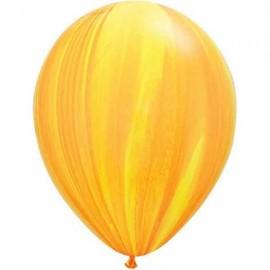 "Super Agata 11"" Amarillo Naranja"