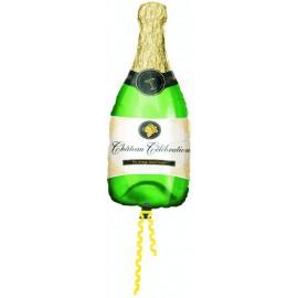 """Globos de foil de 36"""" Champagne"""